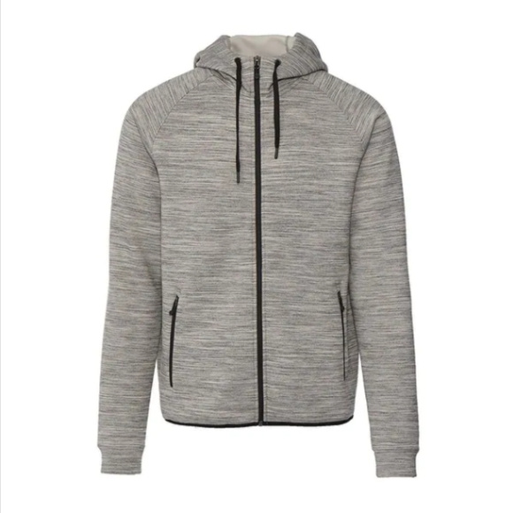 32 Degrees Other - 32 Degrees Gray Performance Hooded Sweatshirt